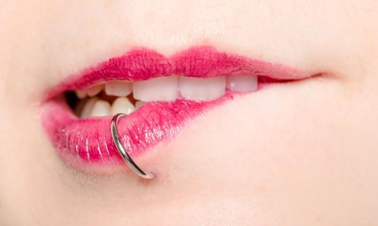 piercing boca